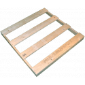 Cornice in legno - Laterale sinistro