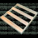 Cornice in legno - Laterale destro