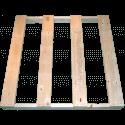 Cornice in legno - Lato corto