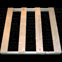 Cornice in legno - Frontale basso