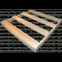 Cornice in legno - Laterale basso destro