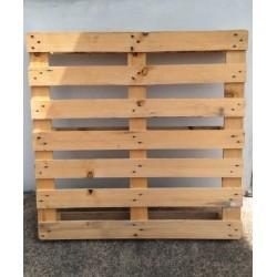 4 weg houten blok pallet...