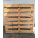 Pallet in legno a 4 vie usato 104x104 Outlet