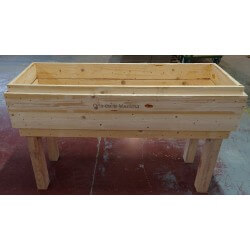 Pallet Orto 140x50x60h Outlet