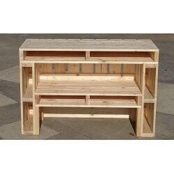 Pallet Counter 120x50x80h