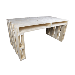 Pallet Desk 3