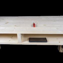 Palet escritorio base con objetos