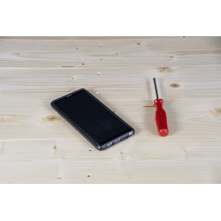 Palete para secretária objetos