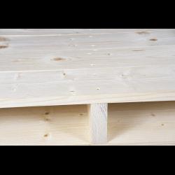 Pallet scrivania dettaglio base
