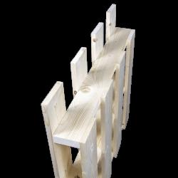 Pallet scrivania supporto 4