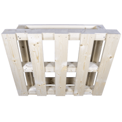Heavy Duty pallet - standing front