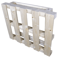 Heavy Duty pallet - standing front 2