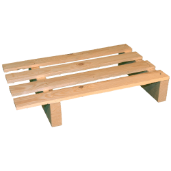 Two Way Light wooden pallet - Pallet for use with transpallet 2