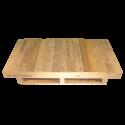 Pallet in legno con travatura