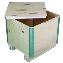 WOODEN PLYWOOD FOLDABLE BOX...