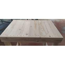 Pallet Table 105x75x105 Outlet