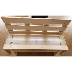 Pallet  Bench 125x40x40 Outlet