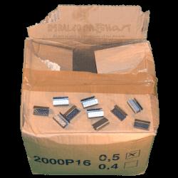 Seals - seals box Front