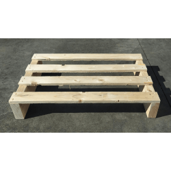 Two Way wooden pallet 60x40...