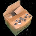 Sigilli - Laterale scatola sigilli
