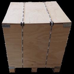 Vtt wooden plywood box
