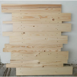 Pallet Caos 100x100 Outlet
