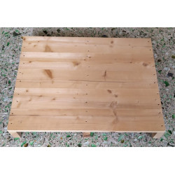 Two Way wooden pallet 73x57...