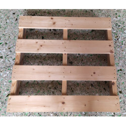 Two Way wooden pallet 80x80...