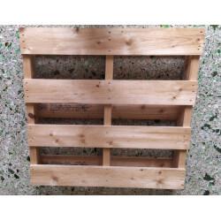 Zweiweg-Holzpalette pallet...