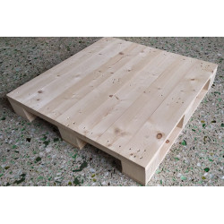 Pallet 4VIE 80x80 Outlet