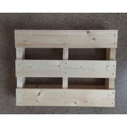 Two Way wooden pallet 65x50...