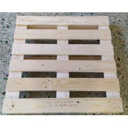 Palet de madera a 4 Vias...