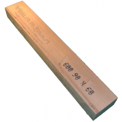 Wooden Beam 55x90mm- Side right