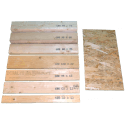 Wooden Beam 55x90mm- Comparison with other measures