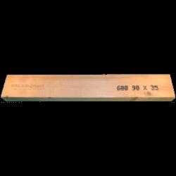Houten balk 35x90 mm