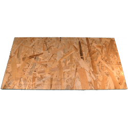 OSB3 sheets - tickness 6mm