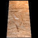 Pannello OSB3 spessore 6mm - Lato corto