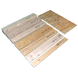 Pannello OSB3 spessore 6mm - Tavole e pannelli 2
