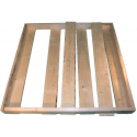 Cornice in legno - Ribaltata con tavole