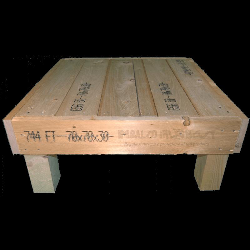 Pallet tavolo