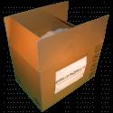 Segatura - Laterale sinistro scatola