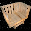 Pallet divano - Laterale sinistro