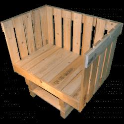 Pallet divano - Laterale destro