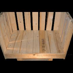 Pallet divano - Frontale vicino
