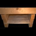 Pallet divano - Frontale basso vicino