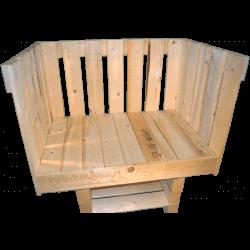 Pallet divano - Laterale sinistro medio