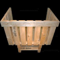 Pallet divano - Posteriore alto frontale