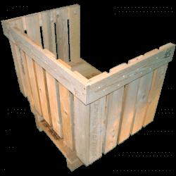 Pallet divano - Posteriore lato destro