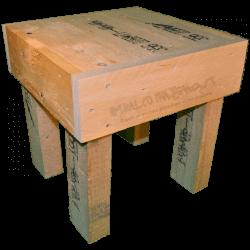 Pallet sedia - Laterale sinistro basso