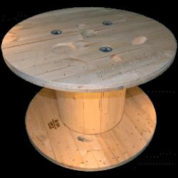 Bobine in legno per cavi (diametro 80cm)